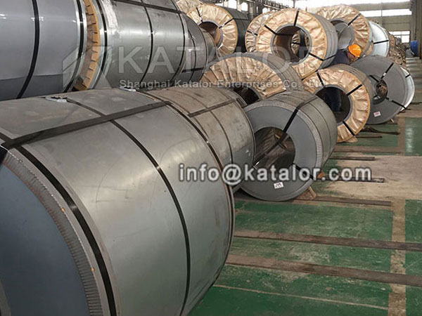 SPA-C steel coils for Indonesia
