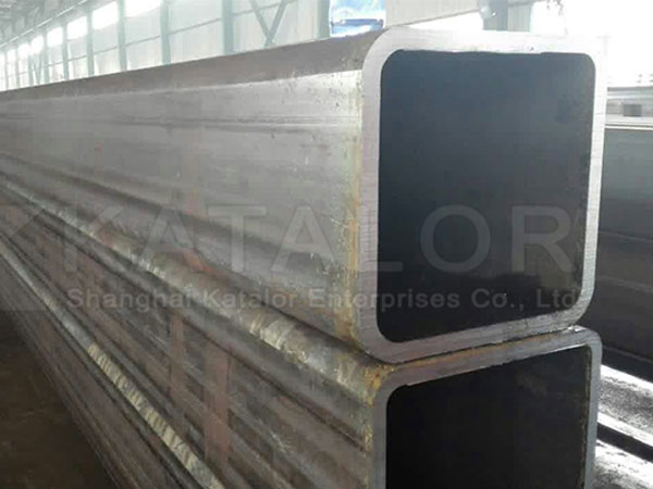 S275JR Rectangular tube for Singapore