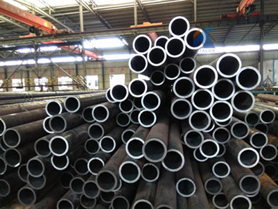 Stock of 20# Structural Steel Seamless Pipes