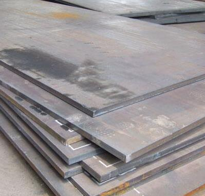ASTM A537 Class 1 steel plate's stock in shanghai for sale