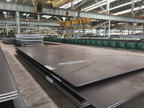 Supply 12Cr1MoV Steel Plates