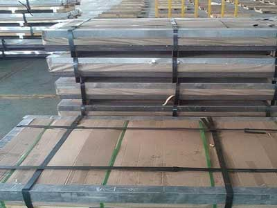 hot rolled Q235B steel plate surface