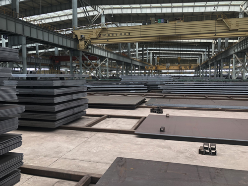 42crmo High Strength Alloy Structural Steel Plate