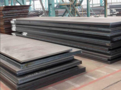 Carbon steel structure ASME SA36 steel