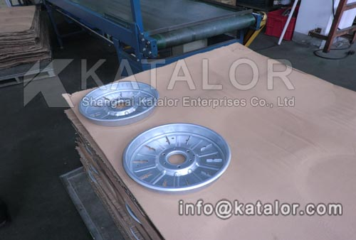 EN10111 DD13 steel work / steel structure / steel spare parts