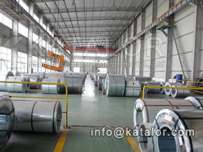 EN10111 DD11 steel work / steel structure / steel machining parts