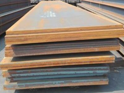 ASME SA514 Grade B carbon and low alloy steel plate on sale