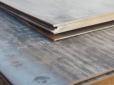 ASME SA514 Grade E carbon and low alloy steel plate on sale