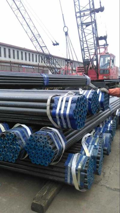 EN 10210 S355J0H structural hollow sections/ steel pipe