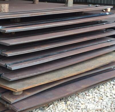 EN10025-2 S275J0 carbon and low alloy steel plate on sale