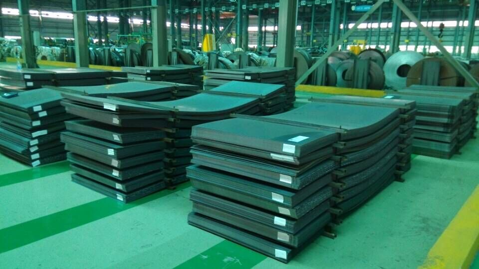 GB/T 3077 35CrMo Steel Alloy Structural Steel plate