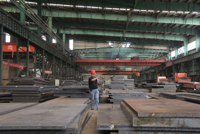 GB/T 4171 Q355GNH whether resistant steel plate