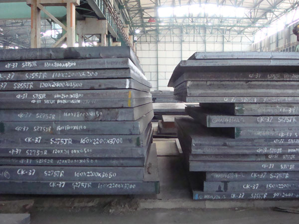 GB/T1591 Q345D carbon and low alloy steel plate