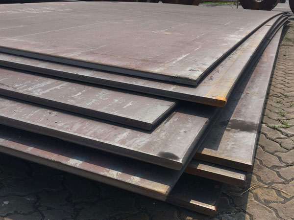 GB/T700 Q235A carbon and low alloy steel plate on sale