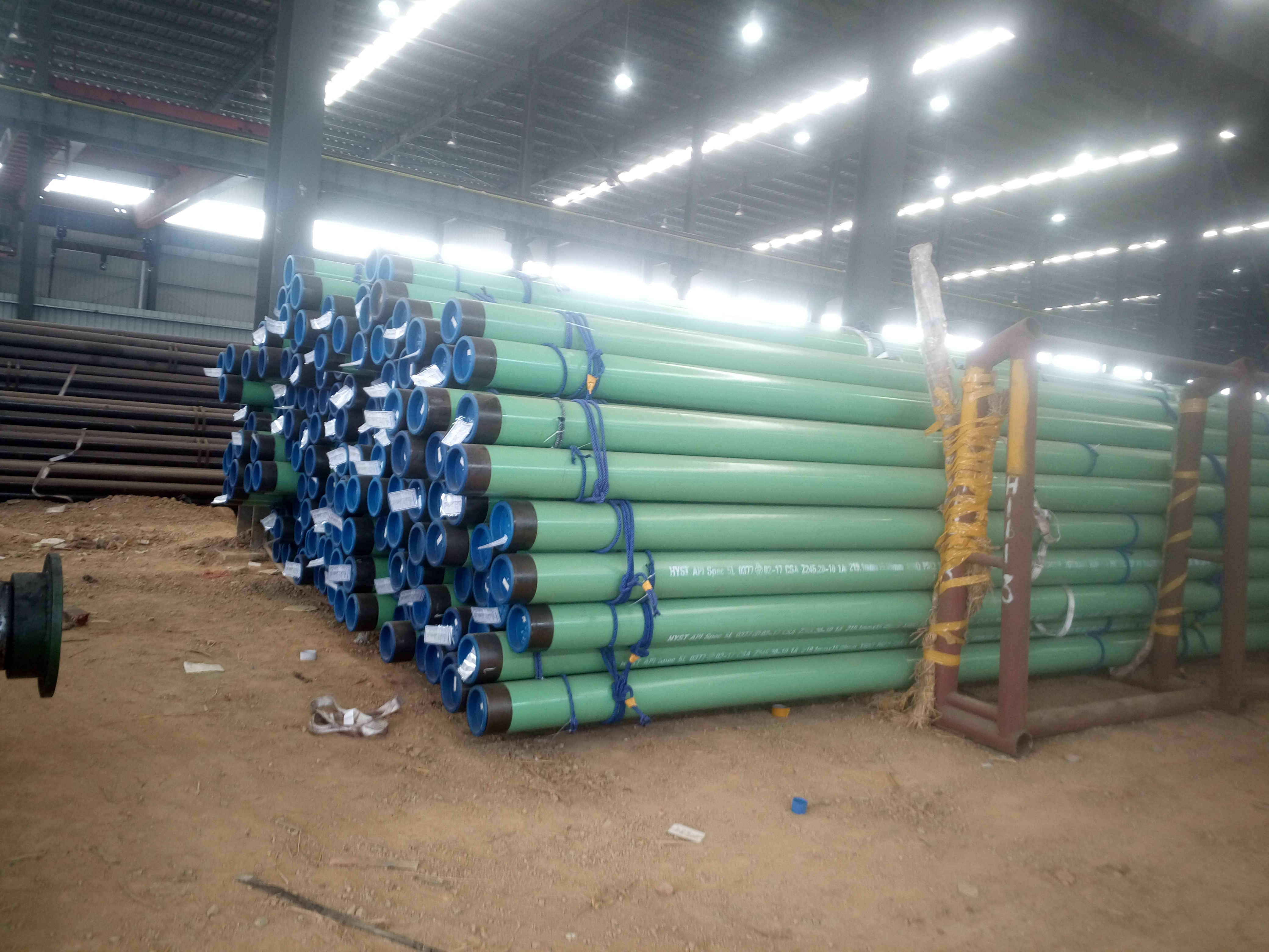 GB/T8162 35CrMo Structure Steel pipe