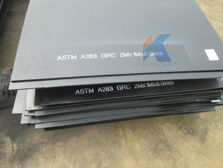 ASTM A242 Steel Plate