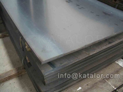 GB6653 HP295 gas cylinders steel plate