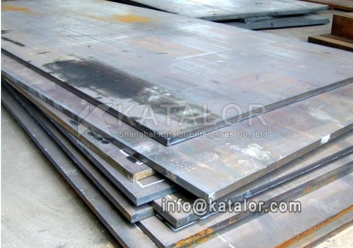 API 2H Gr.42/Gr.50 steel work / steel structure / steel machining  parts
