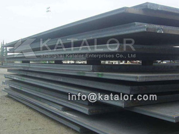 11MnNi5-3 steel work, steel structures, steel machining parts