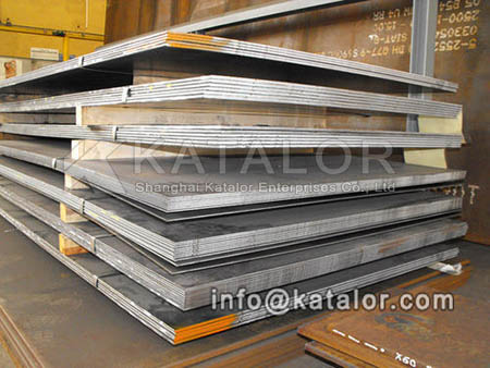 ASTM A517 GRADE E steel work/steel structure/steel machining parts