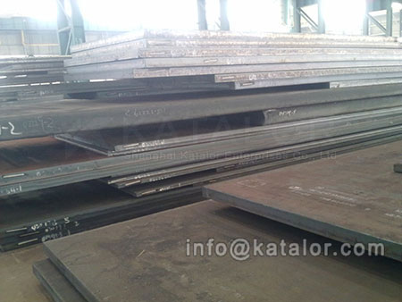 ASTM A302 Gr.C alloy steel