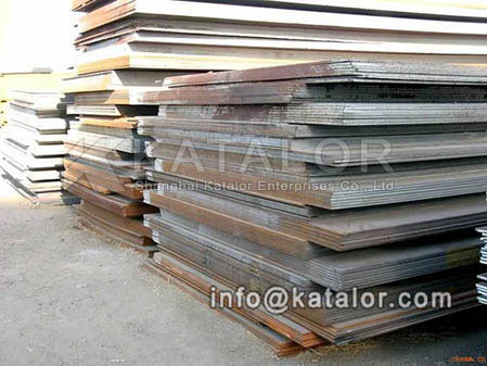 ASTM  A517 GRADE S steel work/steel structure/steel machining parts