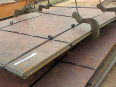 GB3531 16MnDR Pressure vessel steel plate on sale