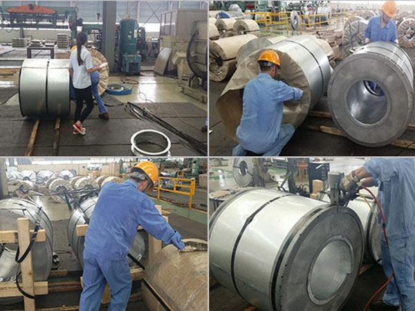 180MT coil of SPCC to Vietnam