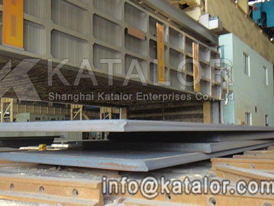 ASTM A131 AH40 Steel Work / Steel Structure / Steel Machining Parts