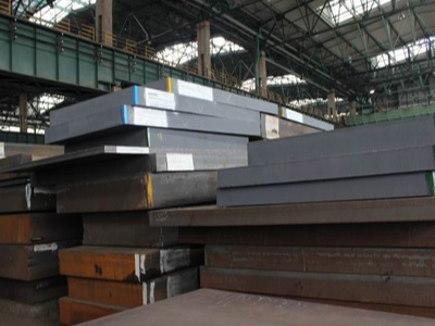 DNV Grade D Shipbuilding Steel plate on sale