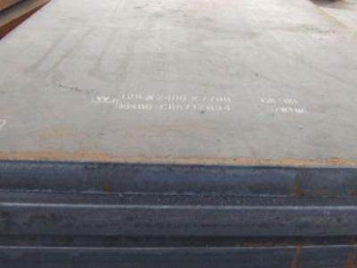 BV Grade A shipbuilding steel plate On sale