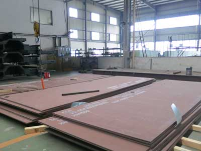 NM500 wear-resistant steel plate