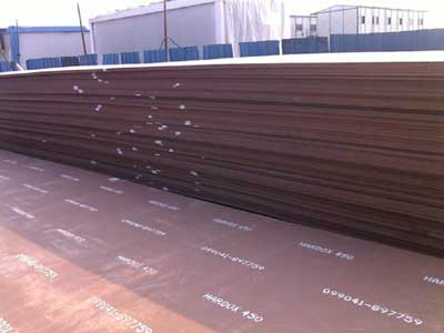 NM450 wear-resistant steel plate